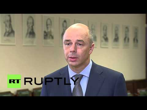 Russia: Siluanov details plan to restructure Ukraine's $3bn debt to Russia