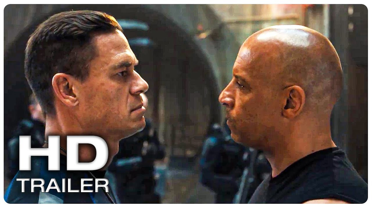 FAST AND FURIOUS 9 Trailer #1 Official (NEW 2020) Vin Diesel Action Movie HD
