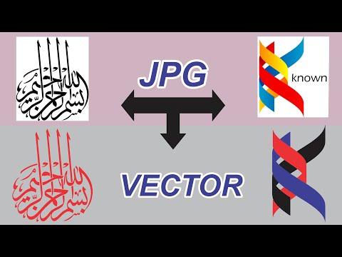 How to Convert JPG to Vector in CorelDRAW