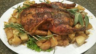 Best Roast Duck Recipe/How To Roast Duck