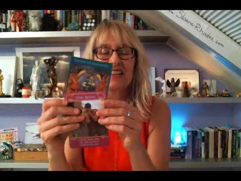 Pisces Love & Romance October November December 2017 Tarot Reading by Sloane Rhodes