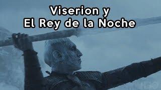 El Rey de la Noche y Viserion - Temporada 7 (Subtitulado) [HD]