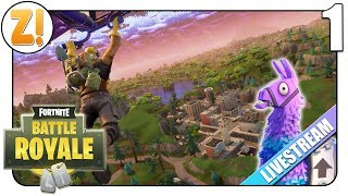 Fortnite Battle Royal: Fabi und Tobi testen den Battle Royal Modus! 🔴 | #01 | Let's Play [DEUTSCH]