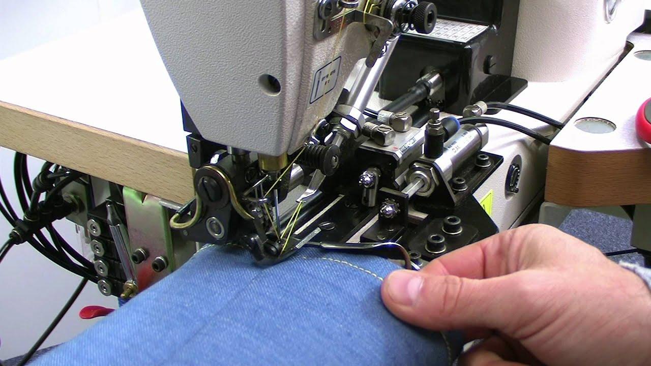 purl stitch machine