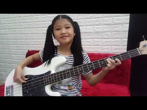 Sweet Child O' Mine... Bass Cover By Peace