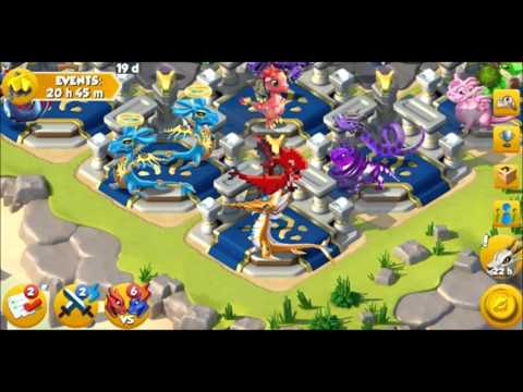 HOW TO BREED PIXEL DRAGON- DRAGON MANIA LEGENDS #