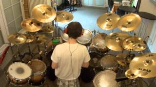 Genesis-The Chamber Of 32 Doors Drum Cover