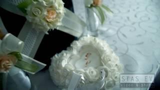 зимний свадебный клип. видеограф stas ev