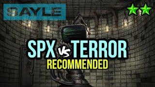 Recommended ★★ spx vs TerrOr TvT @ Gold Rush