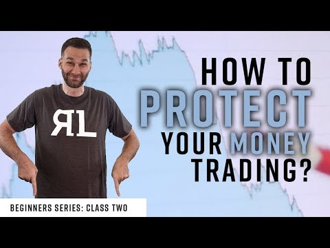 Real Life Trading: The Beginners Class #2 Risk Mitigation