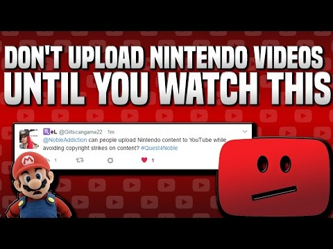 Nintendo's YouTube Policy And How It Works