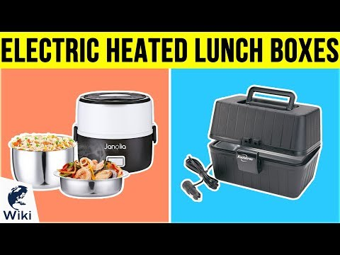 7 Best Electric Heated Lunch Boxes 2019