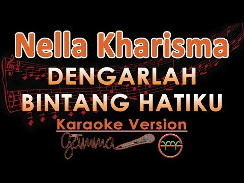 Nella Kharisma - Dengarlah Bintang Hatiku KOPLO (Karaoke Lirik Tanpa Vokal)