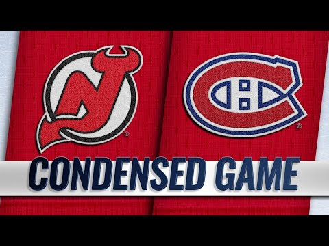 09/17/18 Condensed Game: Devils @ Canadiens