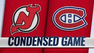 09/17/18 Condensed Game: Devils @ Canadiens