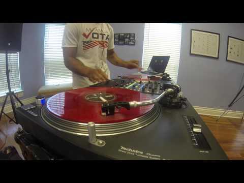 Scratching - DJ Johnny Zip