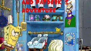 Spongebob Employee of The Month Full walkthrough