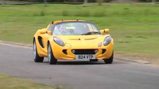 Lotus Elise review