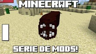 Minecraft SERIE DE MODS! El Aventurero Madafaka! Cap.1