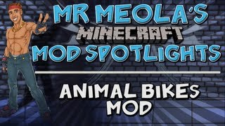 MEOLA's Mod Spotlights - Animal Bikes Mod | I Want to Ride My Bicycle!