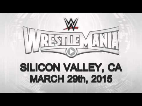 Wwe Wrestlemania 31 Official Theme Song
