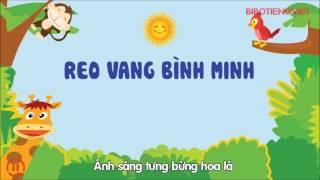 Reo Vang Binh Minh - Học Tiếng Việt - Bi Bô Tiếng Việt