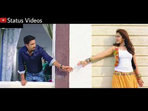New whatsapp status love seen & flirting or Silent love or Sweet Girls Status video hindi