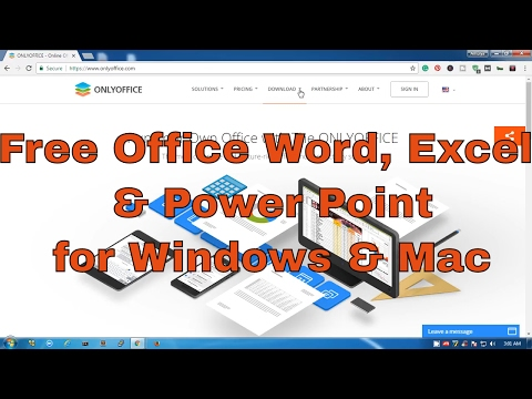 Best Microsoft Office Alternative For Windows & Mac