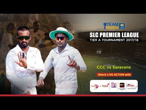 CCC vs Saracens - SLC Major League Tier A Tournament - Day 2
