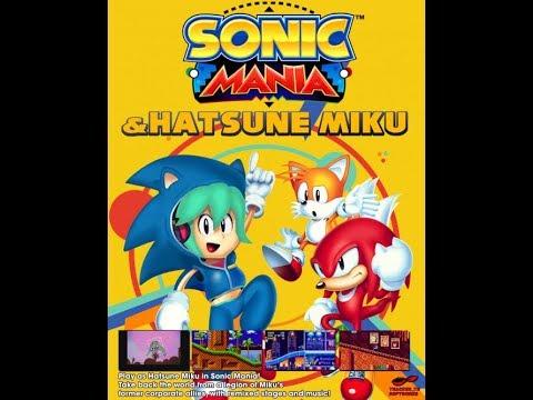 Mania Mod showcase - Miku Mania #1