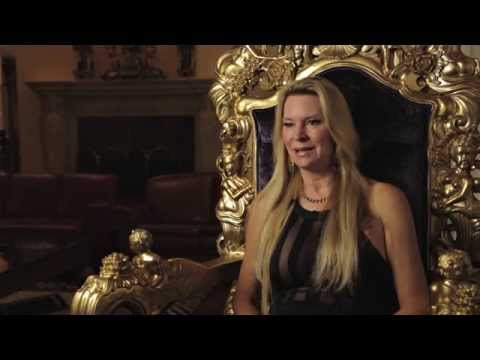 The Queen of Versailles - Palace Tour & Interview