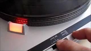 Giradischi Technics SL B2 Turntable