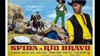 ワイアットアープ  Sfida a Rio Bravo