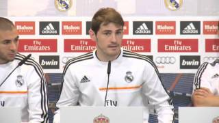 Casillas  Draw tough on Spain