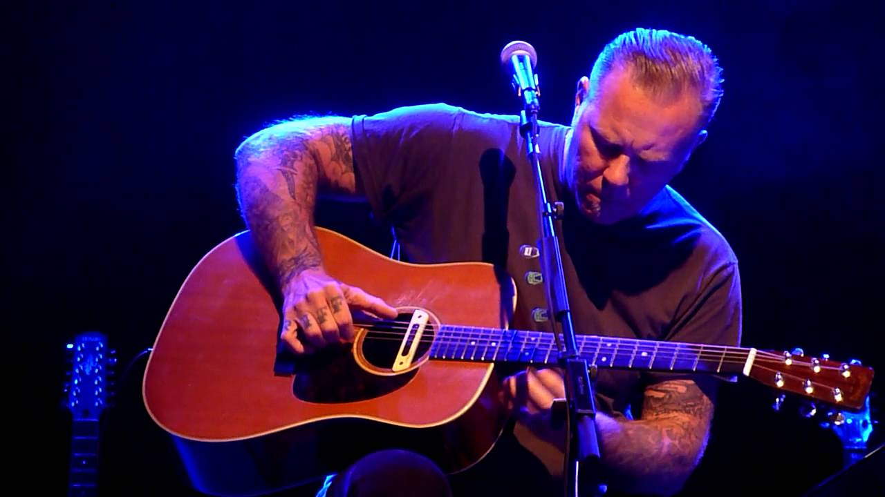 james hetfield performing nothing else matters acoustic 4 a cure the fillmore 5 15 2014. Black Bedroom Furniture Sets. Home Design Ideas