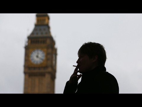 UK fully implements plain cigarette packaging