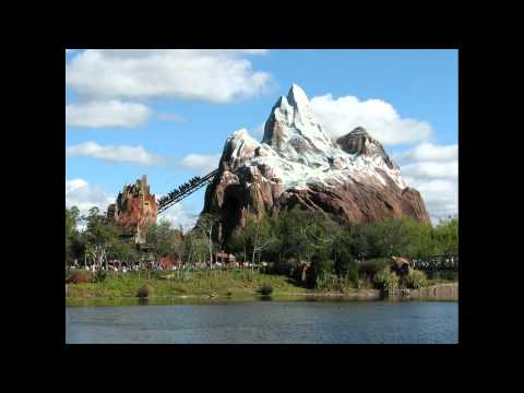 Expedition Everest  area music