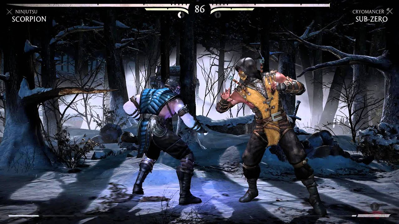 Image result for mortal kombat x gameplay