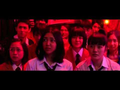 Lesson of the Evil (Aku no kyôten) theatrical trailer - Takashi Miike-directed movie