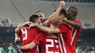 Η παρακάμερα του Παναθηναϊκός - Ολυμπιακός / Panathinaikos - Olympiacos behind the scenes