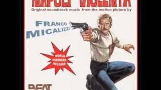 Folk and violence - Franco Micalizzi