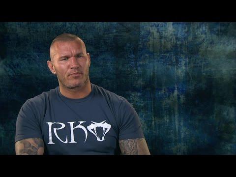 Randy Orton questions Brock Lesnar