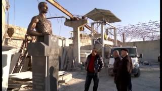 ՀԱՕԿ նախագահ Գագիկ Ծառուկյանի նախաձեռնությամբ կտեղադրվի Ալբերտ Ազարյանի արձանը