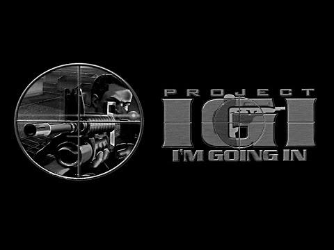 Project IGI - миссия 14: обнаружение бомбы