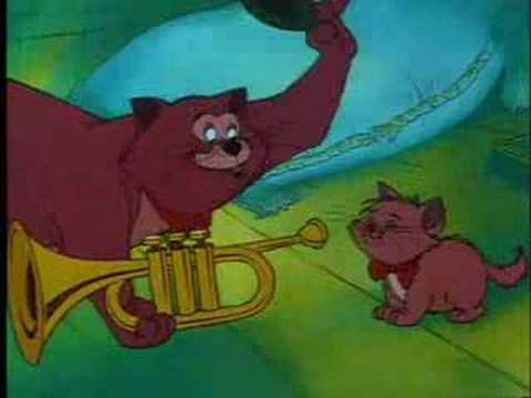 Aristocats - Everybody wants to be a cat (Danish)