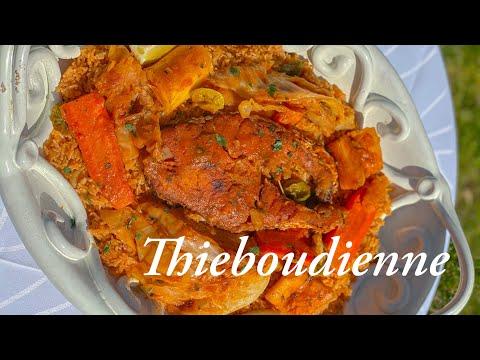 Senegalese Thiéboudienne || Thiéboudienne Sénégalais