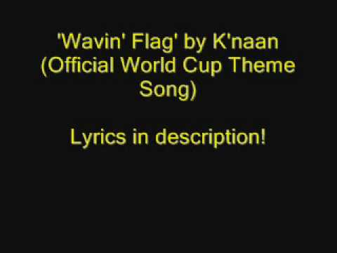 world cup song k naan
