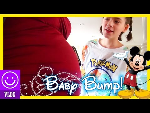 BABY BUMP GOES TO DISNEYLAND and CALIFORNIA ADVENTURE! |  KITTIESMAMA