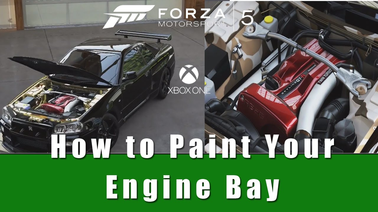 how to start a car from the engine bay