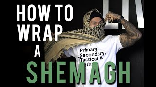 How to Wrap a Shemagh